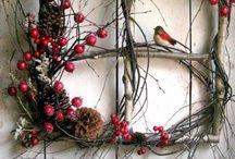 Inverno decorazioni