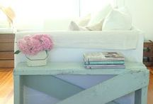 Shabby Chic / by Sarah
