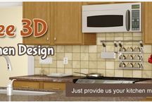 Kitchen Design Assistance / Let our professional designers help you turn your dream into reality!