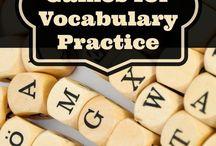 Stage Three Vocabulary