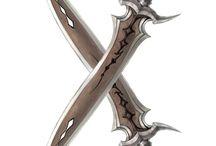 Espadas e Adagas RPG