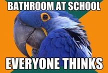 Motivational Sarcasm / This is dedicated to stuff I might consider posting in my classroom.
