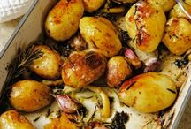 Recipes potatoes / Recipes potatoes