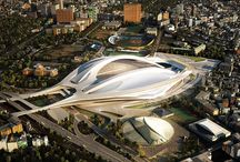Estadio Nacional de Tokyo / Zaha Hadid