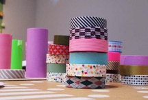 Crafts - Washi tape crafts / by Max and Otis Designs