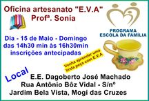 Programa Escola da Familia / Programa Escola da familia http://www.soniaeva.com.br/