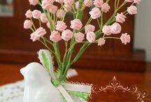 filler flowers gumpaste