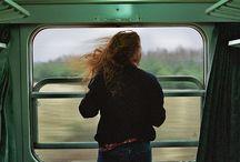 Wander / Traveling lifestyle mood reference.