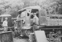 Ciągniki artyleryjskie
