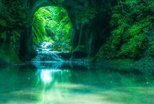 濃溝の滝✨
