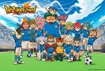 "Inazuma Eleven / Inazuma Eleven (イナズマイレブン Inazuma Irebun, lit. ""Lightning Eleven"") is a Japanese manga series written and illustrated by Tenya Yabuno based on a series of video games created by Level-5. The manga has been published by Shogakukan in CoroCoro Comic since the June 2008 issue. The manga series won the 2010 Kodansha Manga Award and 2011 Shogakukan Manga Award in the Children's Manga category."