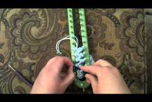 pletení na strojích