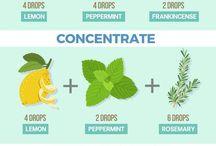Health, nature, herbs