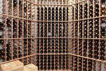 Wine Storage Ideas/ Mini Bars