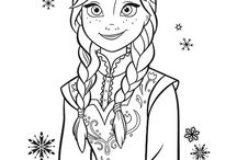color me. / coloring pages for my girl / by Emily Irby