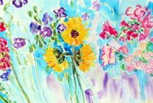 Artwork for the home and office / Floral Art