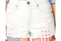 Diy shorts / Deco