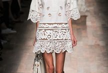 Laces / fashion trends for laces