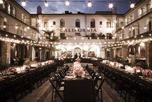 Wedding venues in Los Angeles / Locations