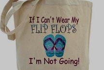 FlipFlops / Life is a beach