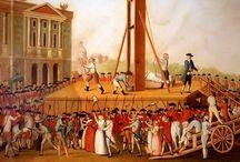 Ejecución de Luis XVI / El 21 de enero de 1793 era ejecutado en la guillotina Luis XVI, Rey de Francia, en París. Con esta excusa, hemos querido hacer un breve recorrido artístico por las obras que reflejan este momento histórico.