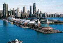 chicago / Home sweet home, Chicago! / by Leslie Kokesh