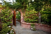 brickwall garden