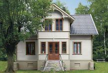 Talon väriksi