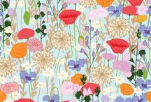 Summer School 2016 - Honest - Meadow Land  | Intermediate Creative Brief 1 / Summer School is a fabulous way for aspiring surface pattern designers or anyone with a love of colour, design and pattern to ignite their creativity. With trend-inspired creative briefs, you'll be joining a worldwide community in this exciting and fun online event. We hope you can join us for our next event or class soon!