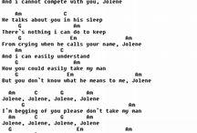 Jolene, Jolene, Jolene