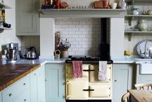 Kitchen Renovations: Oven Range Cooker Set Into Chimney / We're building the ultimate feature into our original fireplace and adding a range cooker set into the wall. There are so many beautiful decor ideas from farmhouse kitchen, to retro and vintage, to shabby chic and rustic. How to choose!