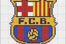 football logo patterns / #football #chelsea #manchester united #liverpool #arsenal #bayernmünchen #FTC #fcbacelona #fcrealmadrid #decoupage #bier #glass #footballsouvenir #footballdesign #giftidea