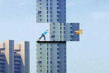 Marketing guerrilla / Marketing de guerrilla en Arquitectura