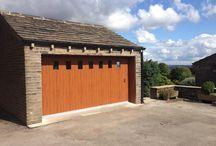 ABi Garage Doors Modern Installations / A collection of professional garage door installations by ABi Garage Doors.