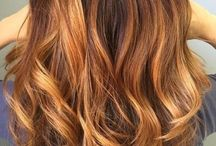 Hair / Hair color and style ideas-because I'm a hair chameleon