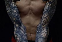 bodymodification / tattoos piercing branding