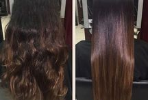 Frizz Free Wednesdays / Have you heard about frizz free Wednesdays? We have amazing deals on Kerastraight treatments in salon, starting from just £44.99  Book now at voodou.co.uk/book-online/