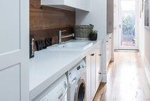Interiors laundry