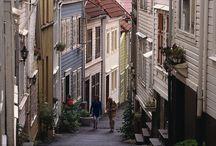 ✈ Places to visit   Bergen