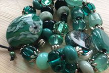 Brogaard Originals Beads / Handmade lampwork beads