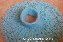 шарфы манишки