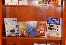 Tour de Virtue - Gen Bibliomania / Letting you in on our monthly book displays! / by Midwest Genealogy Center