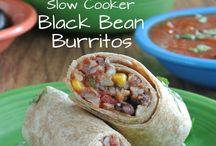 Recipes - Burritos