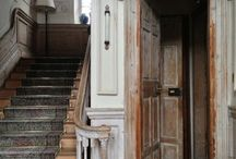 Hallways. / by Helena Koonings