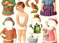 dolls, toys & games I loved