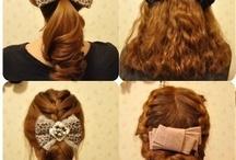 Hair / by Melba Herrera