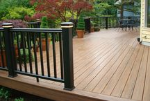 Beautiful Decks to spend a lazy day on / Decks and Outdoor spaces