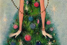 Christmas Tree Retro ♥