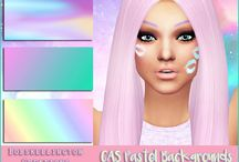 Sims 4 cas background