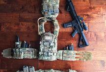 Taktik Ekipmanlar (Tactical Equipment)
